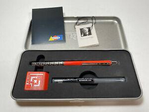 "ACME Studio ""FLW"" Architect's Pencil by Frank Lloyd Wright in ACME Tin"