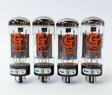 Groove Tube GT 6L6 GC Power Pentode Amplifier Tubes - Set of 4