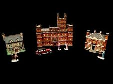 Department 56 Downton Abbey- Complete Set! RETIRED November 2015! New in Boxes!