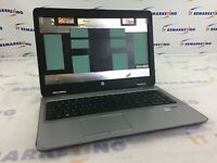 "HP ProBook 650 G2 15.6"" Core i7-6600U 2.6GHz 8GB DDR4 180GB SSD NO SCREEN - READ"