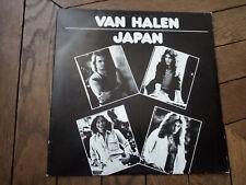 VAN HALEN Japan LP Live 77 MEGA RARE