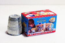 Dollhouse Miniature 1:12 Fisher Price Play Family House Toy Box nursery toy box