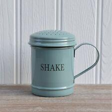 Garden Trading farina Shaker in Shutter vintage blu Baking ACCESSORI CUCINA