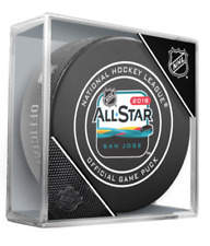 2019 NHL ALL STAR GAME OFFICIAL PUCK SAN JOSE FREE SHIPPING