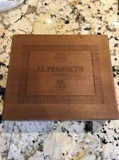 El Producto Cigar Box