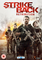 Strike Back: Retribution DVD (2018) Daniel MacPherson cert 15 3 discs ***NEW***