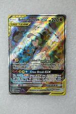 Pokemon Card TCG Reshiram & Zekrom GX Full Art SM Cosmic Eclipse Ultra Rare