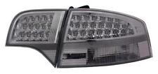 Back Rear Tail Lights Lamp Indicator LED Smoke For Audi A4 B7 Saloon 04-08