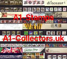 More details for presentation packs 1991-2012 gb royal mail stamps commemorative mint unused
