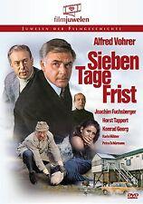 Sieben Tage Frist (Alfred Vohrer, Joachim Fuchsberger) DVD NEU + OVP!