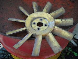 classic mini parts breaking yellow plastic radiator fan will fit all models