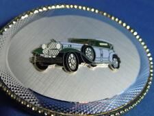 NEW CLASSIC CAR BELT BUCKLE RARE COLLECTOR ITEM