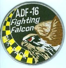 F-16 SWIRL PATCH MICHIGAN ANG 171 FS ADF SIX PACK F-16