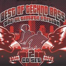 NEW Best of Techno Bass: Ultimate Edition (Audio CD)
