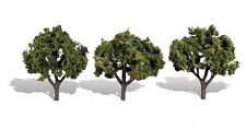 Woodland Classics TR3507 Trees 'Sun Kissed' (3 Pack) N,HO,O Scale Free T48 Post