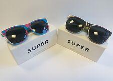 Retro super future Sunglasses PAM x Super High Summer 2009 Limited Edition Rare
