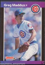 1988 Season Baseball Cards