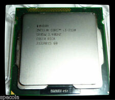 Intel Core i3 2130 Processor 3.4 GHz Dual-Core SR05W FCLGA1155 UNBOXED CPU ONLY