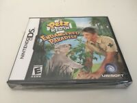 Petz Rescue: Endangered Paradise (Nintendo DS, 2008) DS NEW