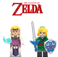 The Legend of Zelda (Bundle Pack) - Lego Moc Minifigure Gift For Kids