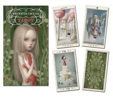 Ceccoli Tarot Mini 9780738747583 by Lo Scarabeo Cards