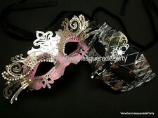 Exquisite couple metal Venetian Masquerade Ball Mask eye Mask Costume Prom Party
