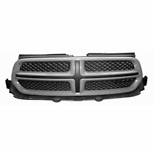 for 2011 2012 2013 Dodge Durango Grille Painted/Black
