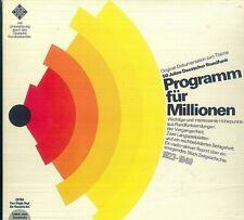 Programm für Millionen - 2 LPs + 1 Single