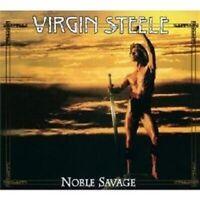 """VIRGIN STEELE """"NOBLE SAVAGE (DIGIPACK)"""" 2 CD NEU"""