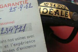 """IDEALE """" 52 """"PROFESSIONNEL """"Made In France"""" numérotée (NOS d'ancien STOCK )"""