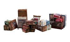 O Scale Miscellaneous Freight (6 Pcs) - Woodland Scenics #A2766