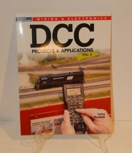 Kalmbach Books #12816 DCC Projects & Applications Vol. 4 NEW