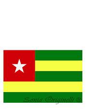 Flagge Fahne Togo Fan Flag EM Fußball Spiel Mannschaft Team groß ca.90x150 FLAG3