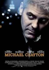 MICHAEL CLAYTON Movie POSTER 11x17 D George Clooney Tom Wilkinson Tilda Swinton