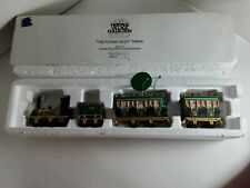 Department 56 Heritage Village Collection The Flying Scot Train 55735 Iob