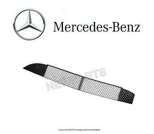 Mercedes W208 CLK320 Front Center Bumper Joint Cover Grille Genuine 2088850623