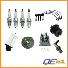 Complete Tune Up Kit Filters, Cap, Rotor , NGK Wires & Plugs For: Acura Integra