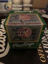 Sealed NIB Joe DiMaggio Day Official Rawlings AMERICAN LEAGUE Baseball Yankees
