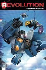 Revolution Transformers 1:10 Ken Christiansen RI Variant Comic Book IDW NM