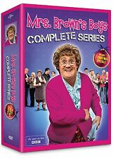 Mrs. Brown's Boys: Complete Series [DVD Box Set Bonus 7 Christmas Specials] NEW