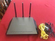 NETGEAR Nighthawk AC1900 WiFi VDSL/ADSL Modem Router, Model D7000v2.