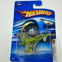 Hot Wheels 2005 First Editions Poison Arrow X-Raycers #059 - G6726-0916 G1