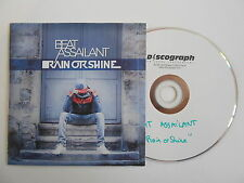 BEAT ASSAILANT : RAIN OR SHINE ( RADIO EDIT ) [ CD PROMO ] ~ PORT GRATUIT
