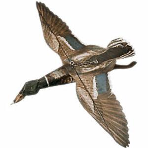 Jackite Mallard Duck Drake Decoy Kite / Windsock