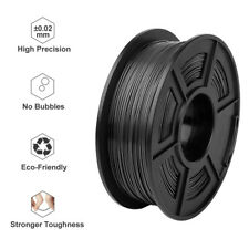Matte Black Filament By Colorfabb 750g 3d Printing Filament Complete In Specifications 2.85mm