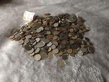 More details for old bundle of vintage coins foreign money world coins