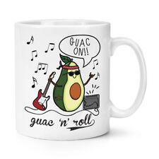 Guacamole N Roll Avocado TAZZA 10 OZ (ca. 283.49 g) - Divertente Musica Rock