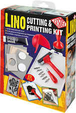 Essdee Lino Cutting & Printing Kit 23 Pieces