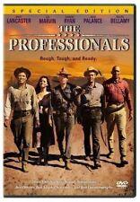 Professionals 0043396086616 With Burt Lancaster DVD Region 1
