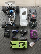 HUGE Nitro RC Truggy Buggy Car Lot (RedCat Monsoon XTR) 1/8 Scale FREE SHIPPING